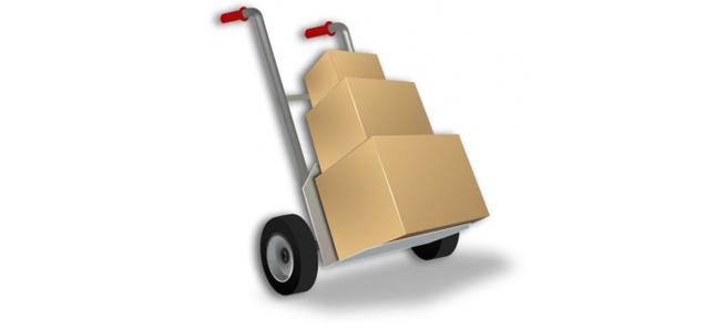 Мета - доставка товара - самовывоз